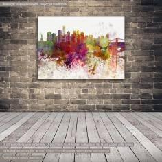Canvas print New York panorama
