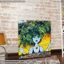 Canvas print Urban nature