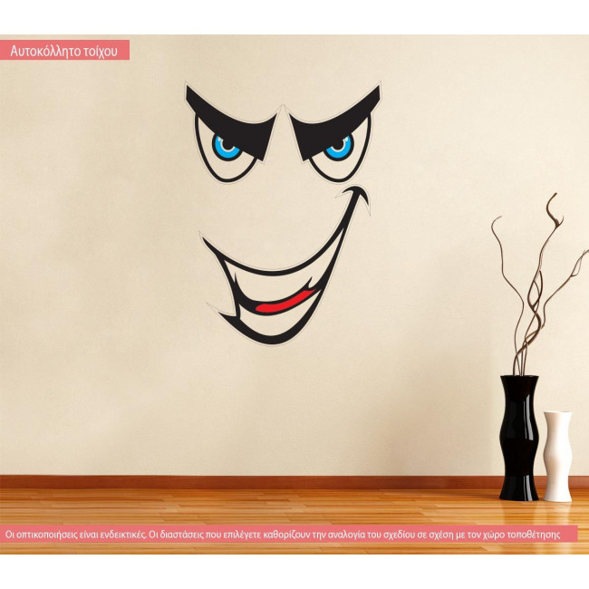 Wall stickers Smiley face