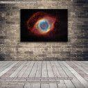 Πίνακας σε καμβά Διάστημα, The Helix nebula (Eye Of The God)