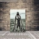 Πίνακας σε καμβά Ιππότης, The knight