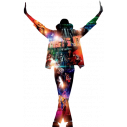 Wall stickers Michael Jackson  This is it