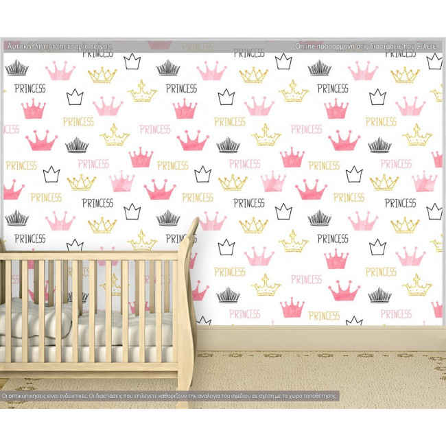 Wallpaper Princess, pattern