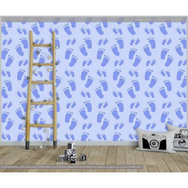 Ταπετσαρία τοίχου For the baby!  VII, μοτίβο