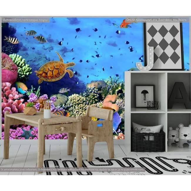 Wallpaper Sea bottom II