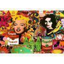 Pop art wallpaper, φωτογραφική ταπετσαρία
