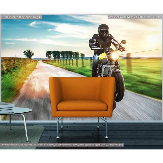 Wallpaper Motorcycle