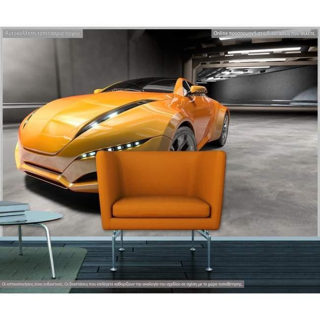 Wallpaper four-wheel luxury