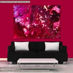 Canvas print Abstract selection X