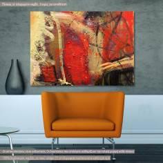 Canvas print Abstract selection XXIV