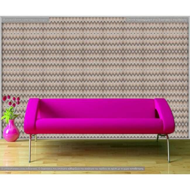 Ταπετσαρία τοίχου Καφέ διακοσμητικό, μοτίβο