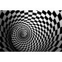 3D illusion, ταπετσαρία τοίχου φωτογραφική