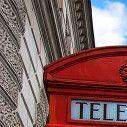 Αγγλικός τηλεφωνικός θάλαμος, πτυσσόμενο διαχωριστικό (παραβάν)