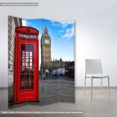 Room divider Englishphone booth