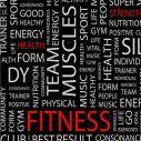 Fitness, πτυσσόμενο διαχωριστικό (παραβάν)