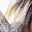 Παραβάν, Abstract woman portrait