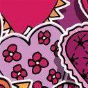Παραβάν, Love pattern