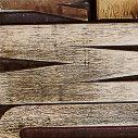 Room divider Wood type