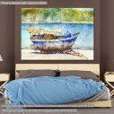 Πίνακας σε καμβά Παλιό καράβι, Old ship