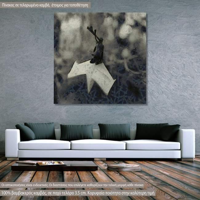 Πίνακας σε καμβά Dreaming