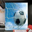 Ταπετσαρία τοίχου Η μπάλα στα δίχτυα
