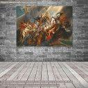 Πίνακας ζωγραφικής The fall of Phaeton, Rubens P. P, αντίγραφο σε καμβά