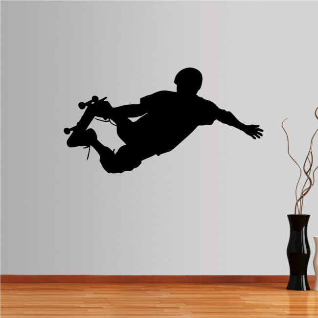 Wall stickers Skater