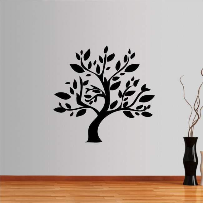 Αυτοκόλλητο τοίχου Δέντρο Ελιά