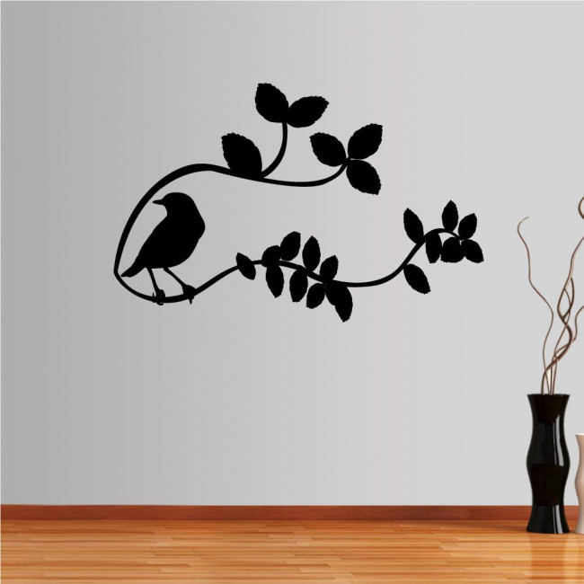 Wall stickers Bird on a branch