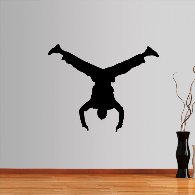 Wall stickers Parkour 1