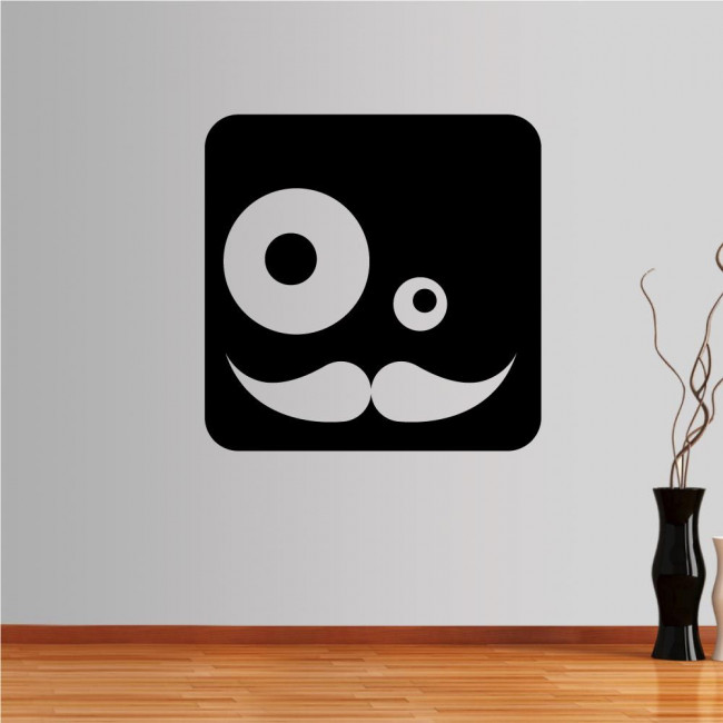 Wall stickers Cute Monster 1