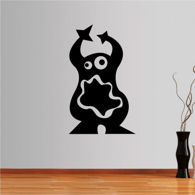 Wall stickers Cute Monster 2