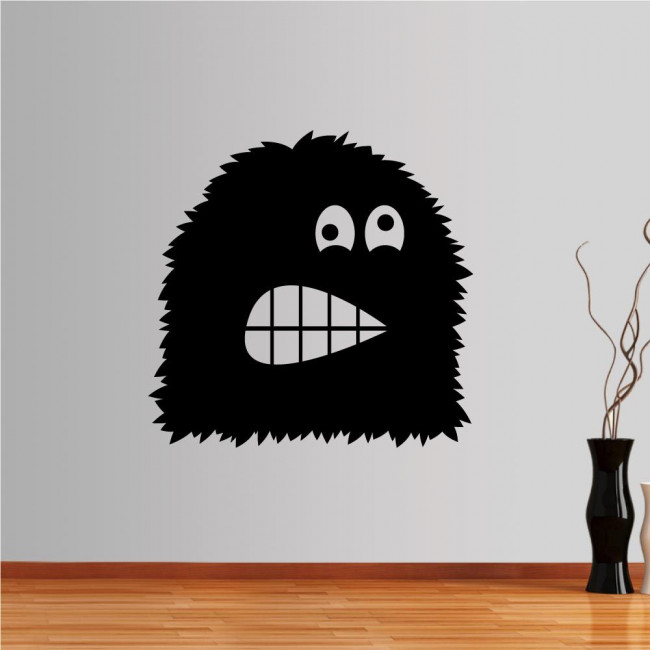 Wall stickers Cute Monster 9