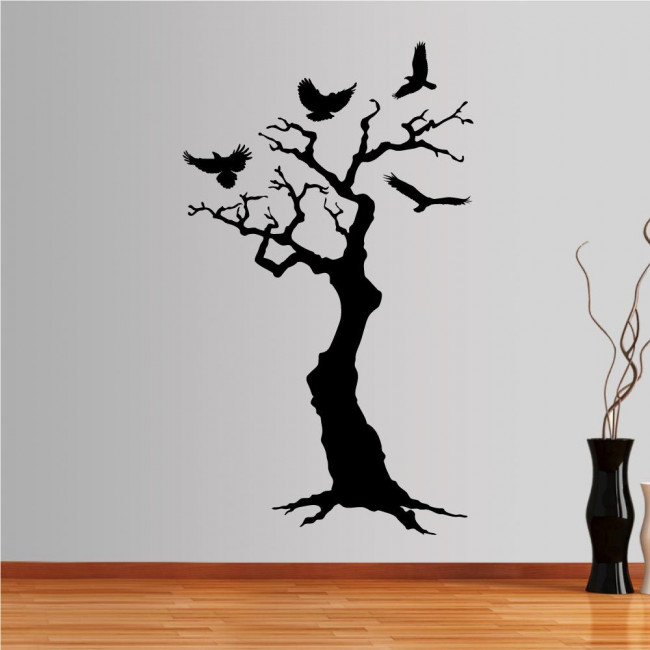 Wall stickers Tree and birds