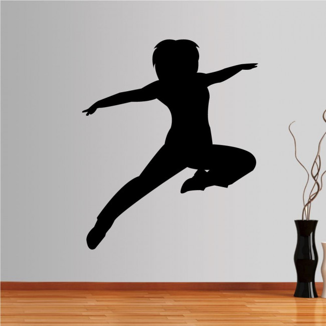 Wall stickers dancer 1