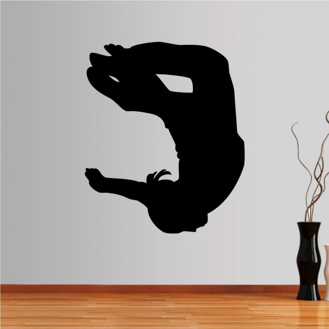 Wall stickers Parkour 2