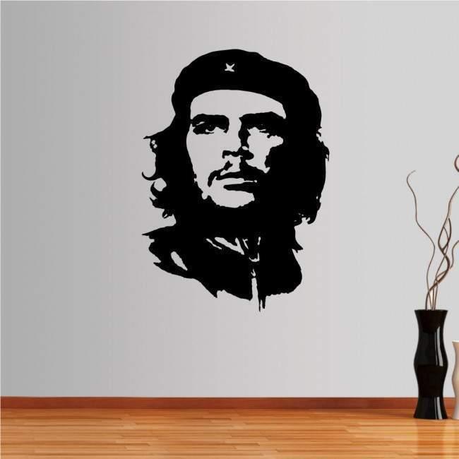 Αυτοκόλλητο τοίχου Che Guevara