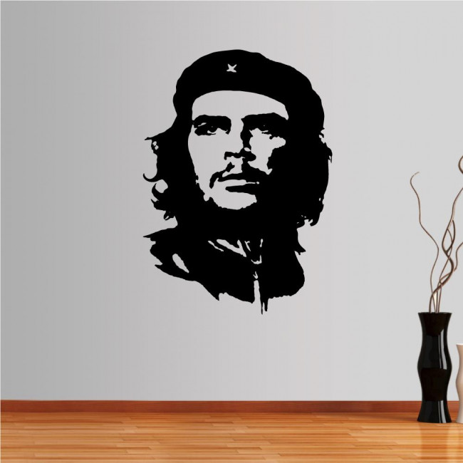 Wall stickers Che Guevara