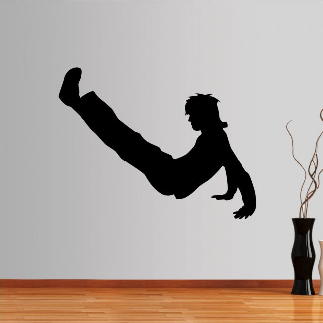 Wall stickers Parkour 3