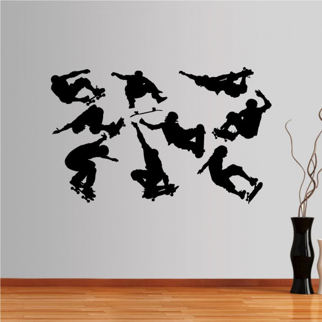 Wall stickers Skateboard 1