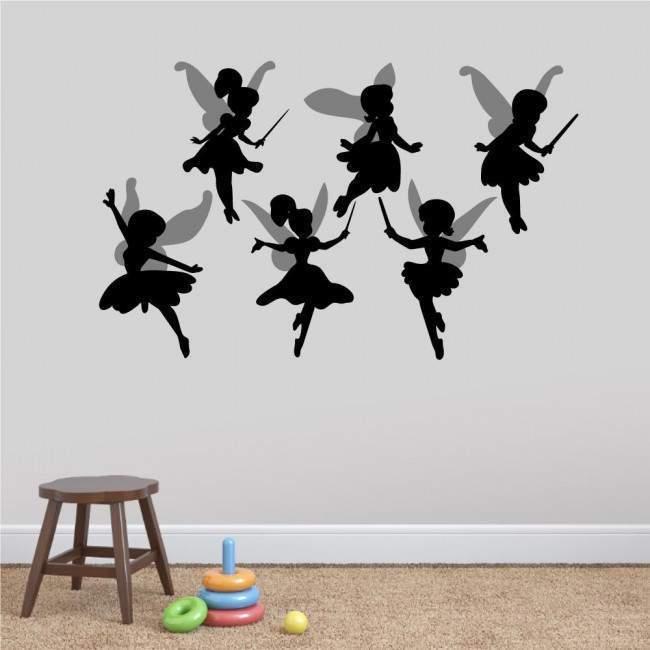 Wall stickers Cute Fairies