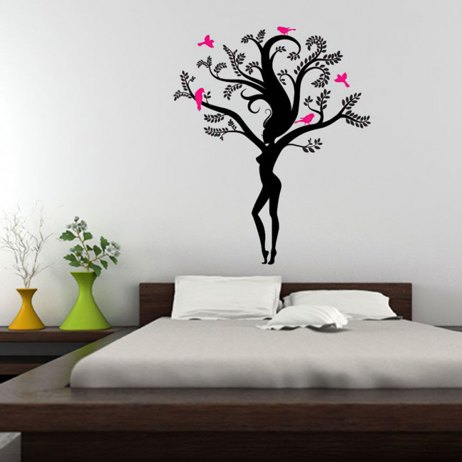 Wall stickers Mother Nature