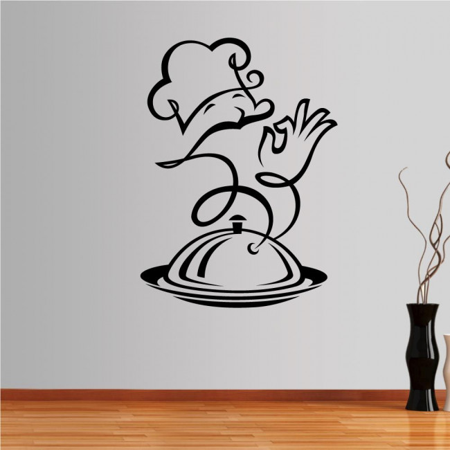 Wall stickers Master chef