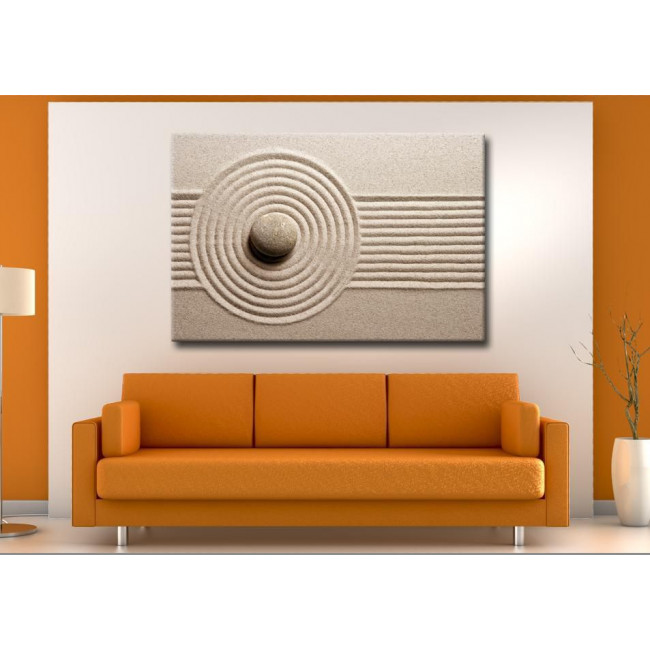 Canvas print Zen balance