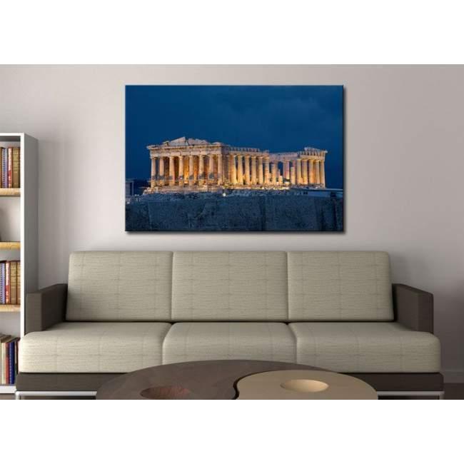 Πίνακας σε καμβά Παρθενώνας, Αθήνα