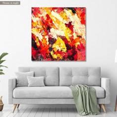 Canvas print Abstract selection LXXXVII