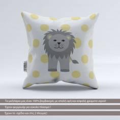 Pillow Animals stripes, Hippo
