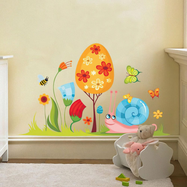 Wall sticker Easter 1
