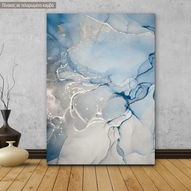Πίνακας σε καμβά Abstract marble texture II
