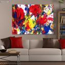 Canvas print Abstract selection L